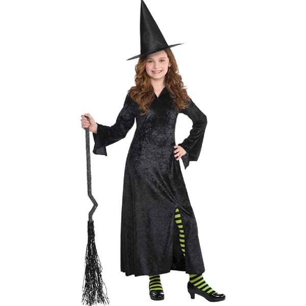 Child Long Witch Dress